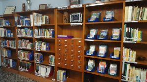 biblioteca maig 2017
