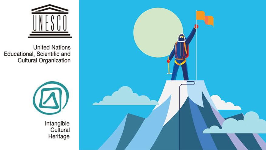 alpinisme UNESCO